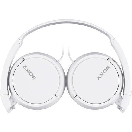 Fone de Ouvido Dobrável Sony Branco