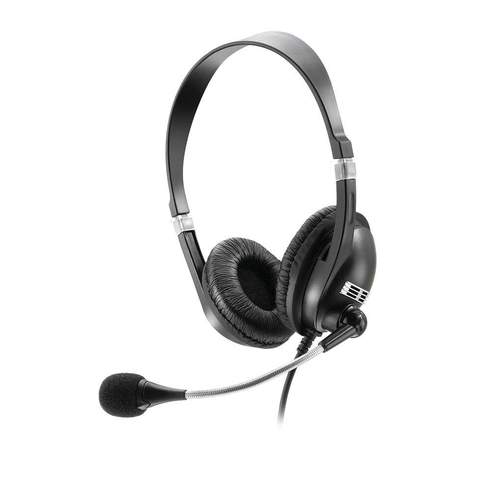 Fone De Ouvido Com Microfone Premium Acoustic Preto PS2 Multilaser - PH041