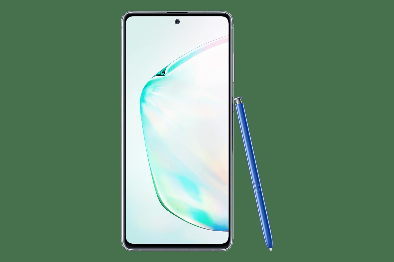 """Smartphone Samsung Galaxy Note 10 Lite, Caneta S-Pen, Tela Infinita de 6.7"""", Câmera Tripla Traseira 12MP+12MP+12MP, 128GB, 6GB RAM, Dual Chip"""
