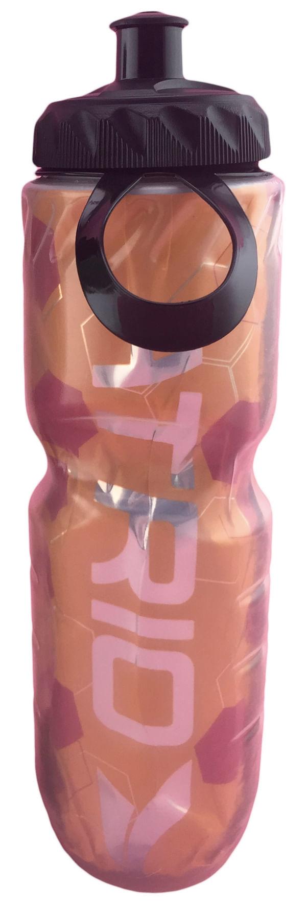 Garrafa Squeeze para Bike Térmica 650ml Material em Polietileno e Alumínio Atrio BI090