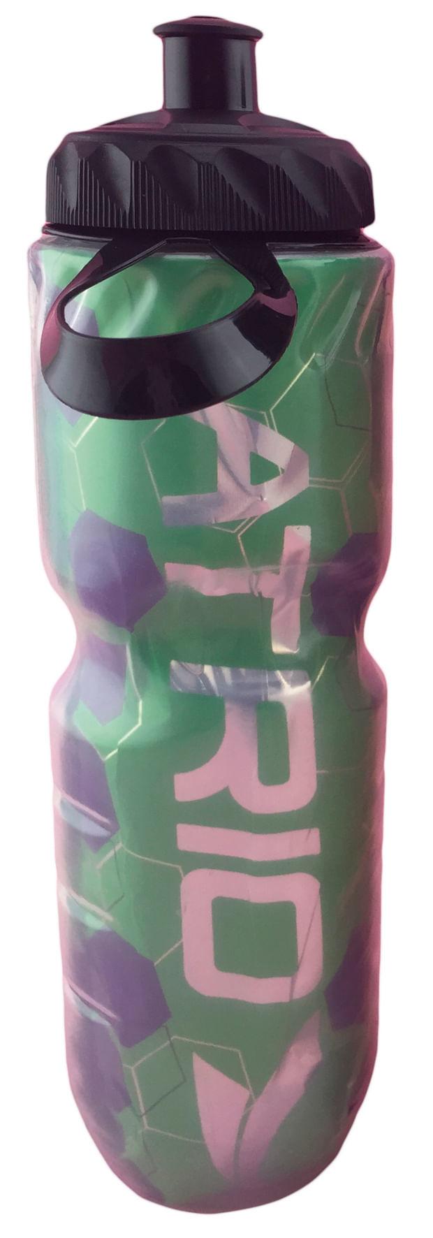 Garrafa Squeeze para Bike Térmica 650ml Material em Polietileno e Alumínio Verde Atrio - BI089