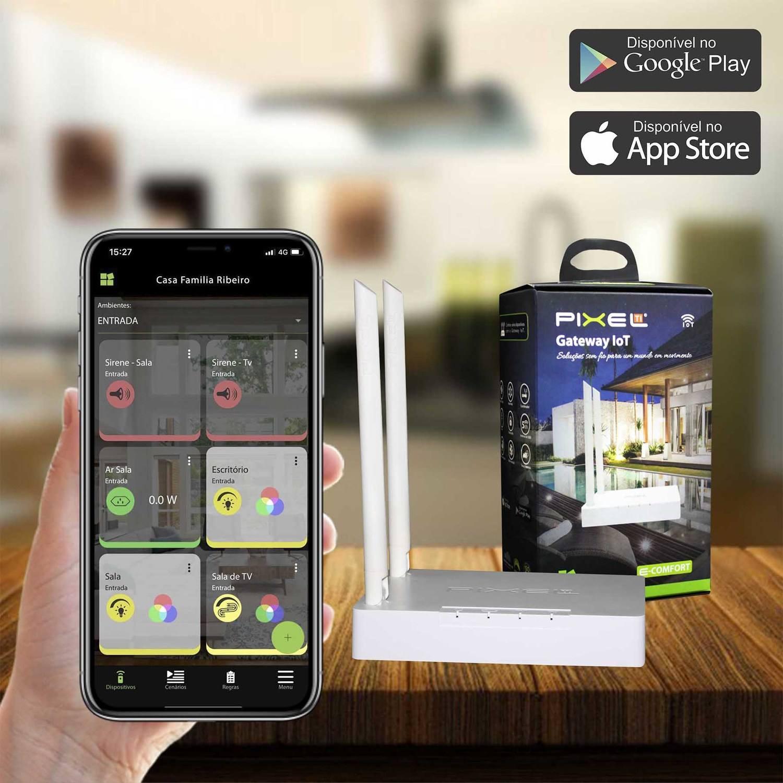 Gateway IoT - Pixel TI - C001GIOT