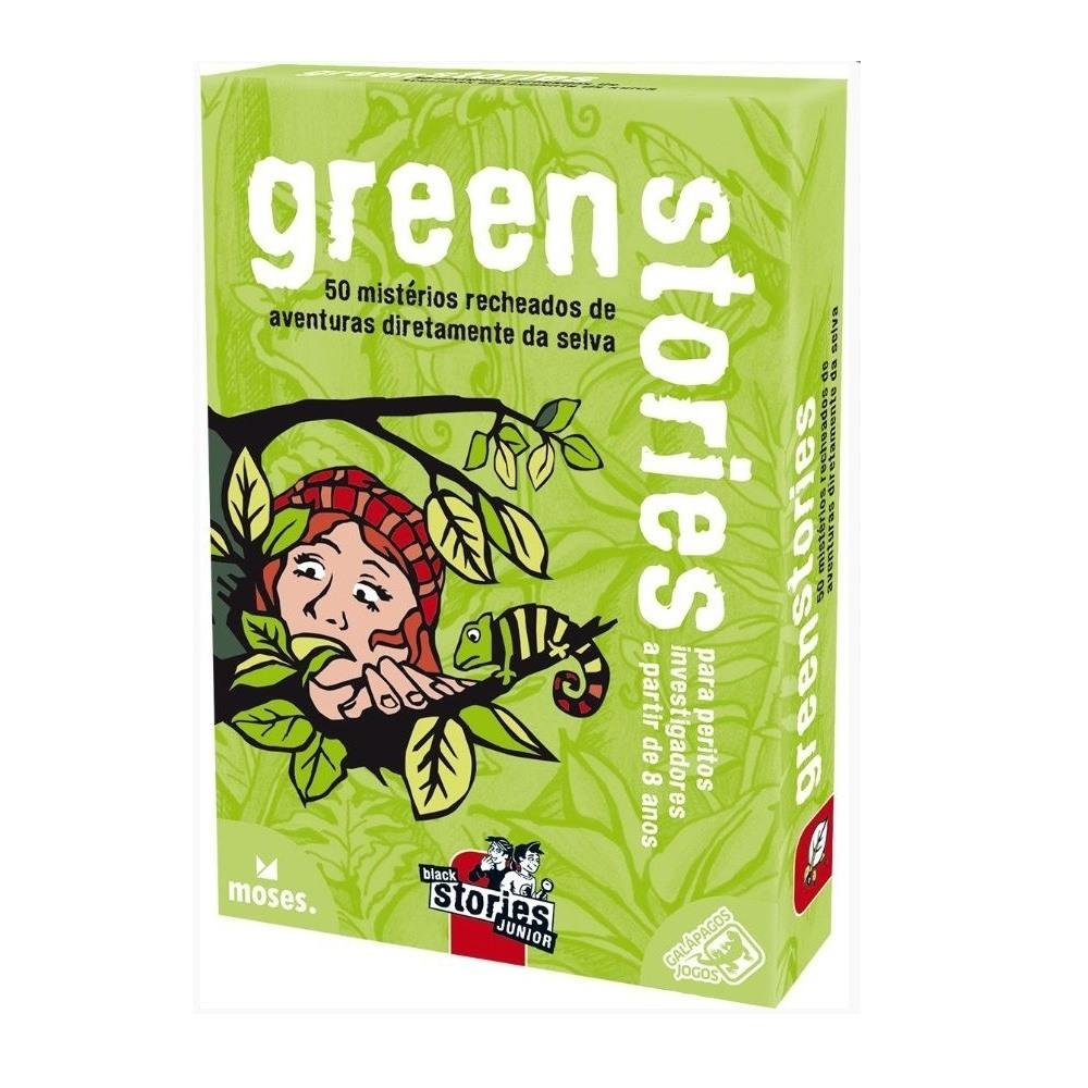 Green Stories - Jogo de Cartas - Galápagos