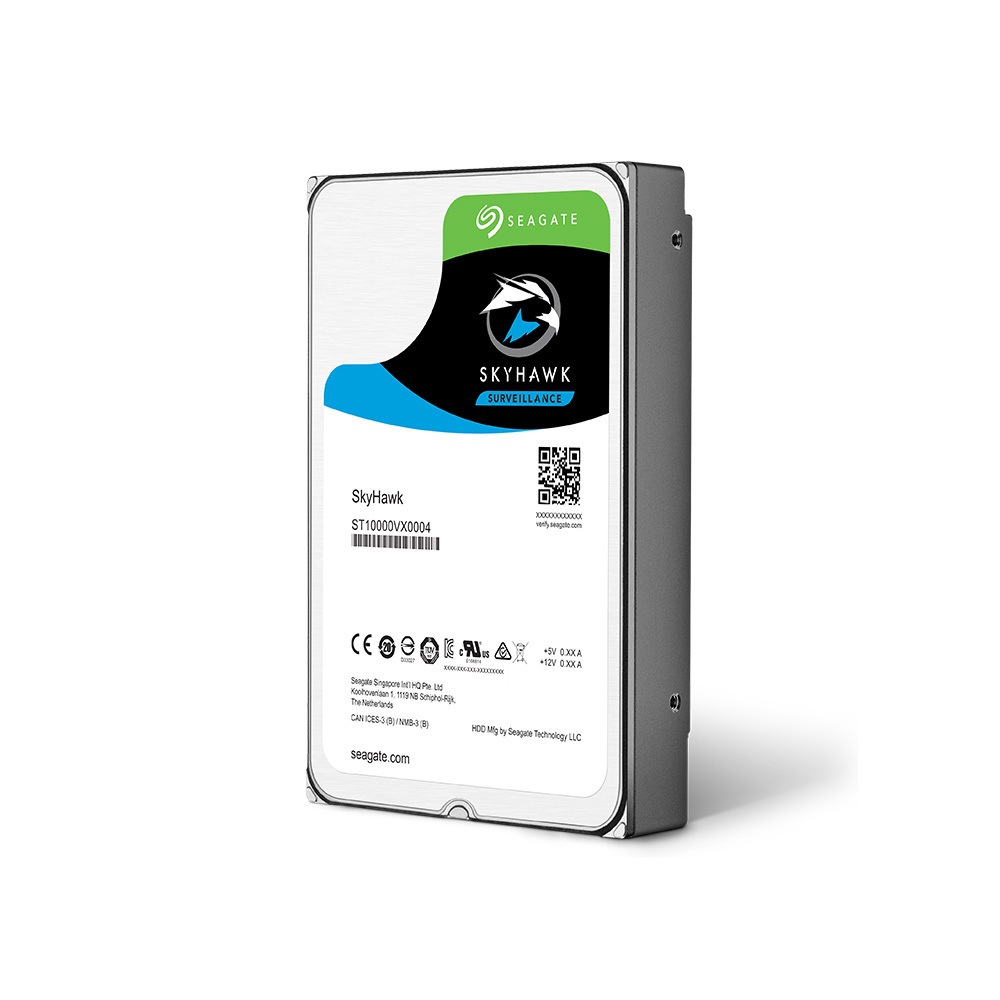 Hard Disk Seagate Skyhawk 12TB ST12000VX0008 Giga Security - GS0167