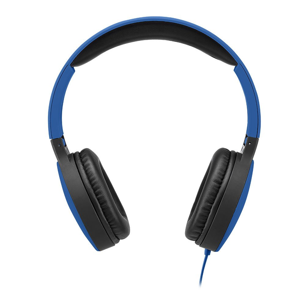Headphone Dobrável New Fun P2 Multilaser Azul - PH272