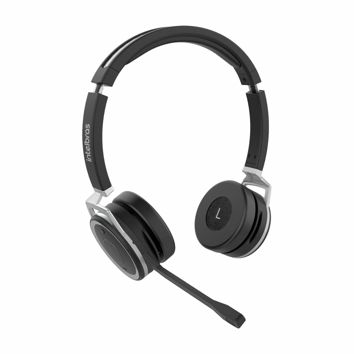 Headset Bluetooth WHS 80 BT Intelbras