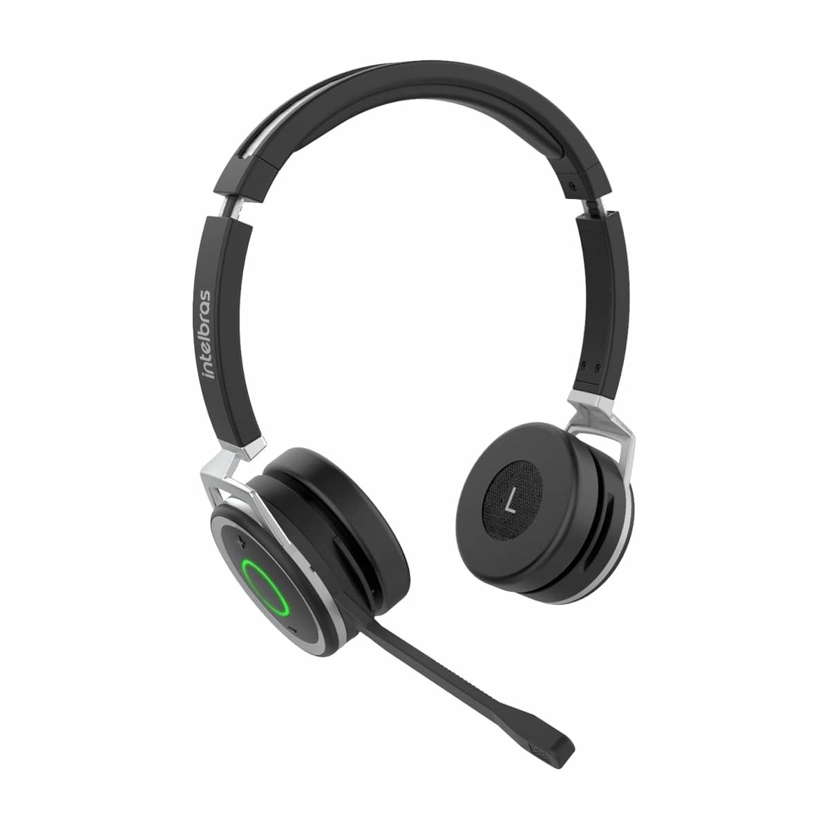 Headset Bluetooth WHS 80 BT Intelbras