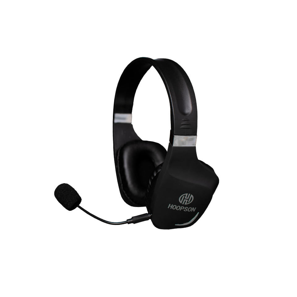 Headset Gamer Bluetooth Com Microfone Hoopson F400PT
