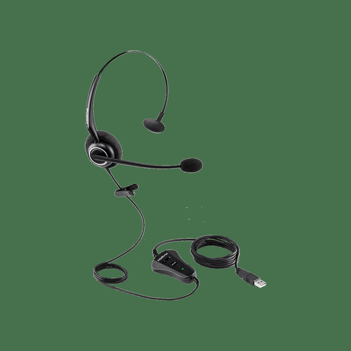 Headset  Intelbras CHS 55 USB