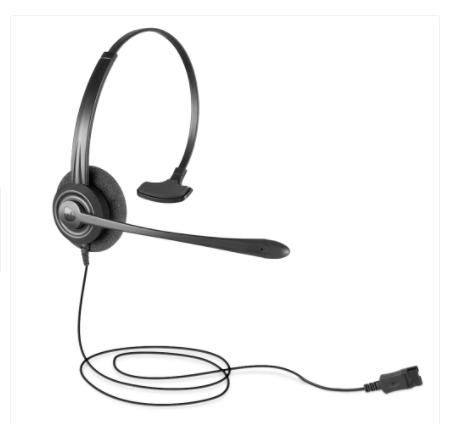 Headset Intelbras CHS 60 Conector QD