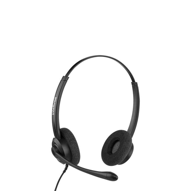 Headset Intelbras CHS 60B USB