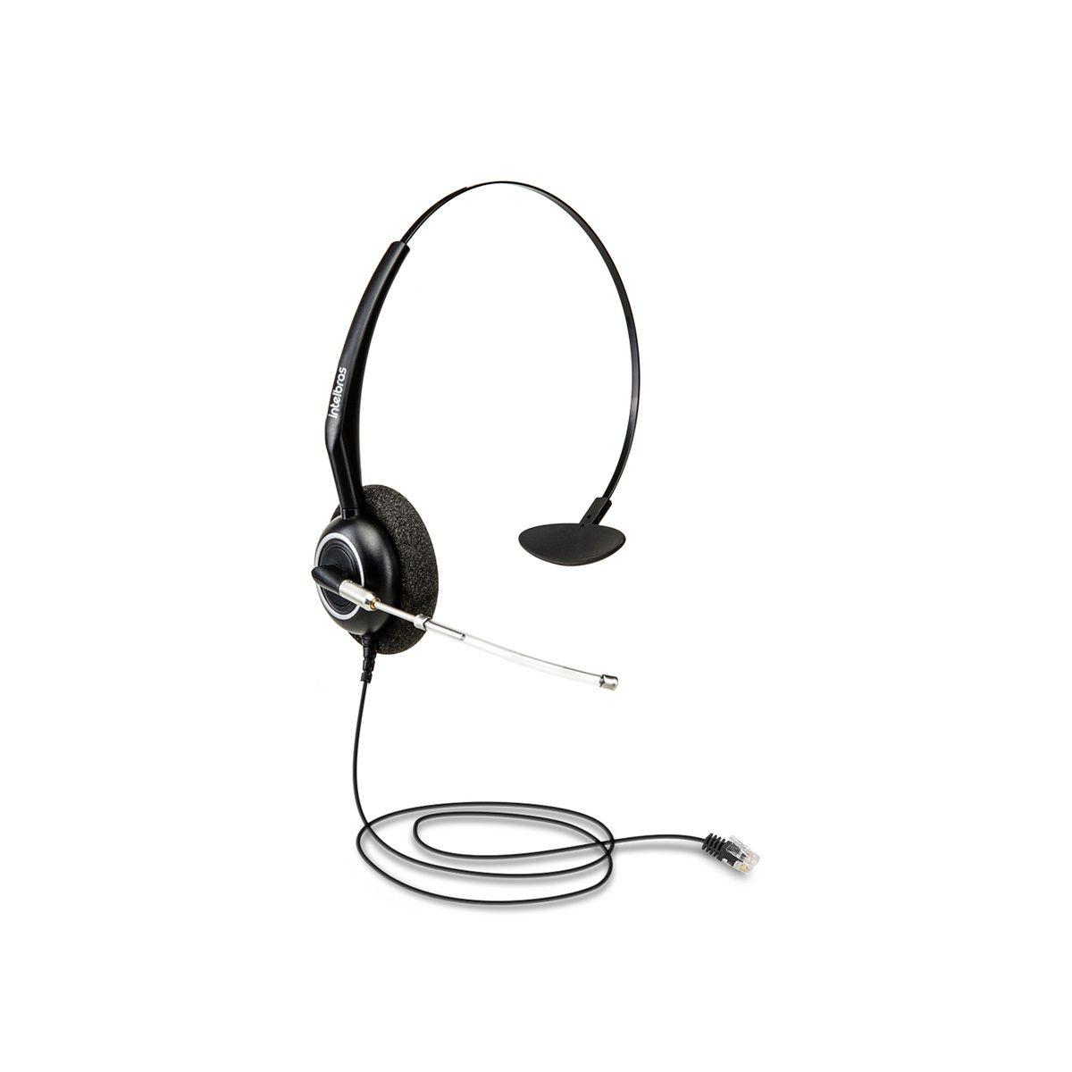 Headset Intelbras THS 55 RJ9