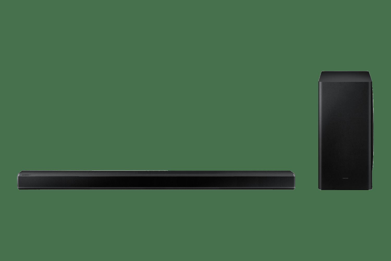 Soundbar Samsung HW-Q800A Bluetooth 3.1.2 Canais Subwoofer sem fio Dolby Atmos Acoustic Beam