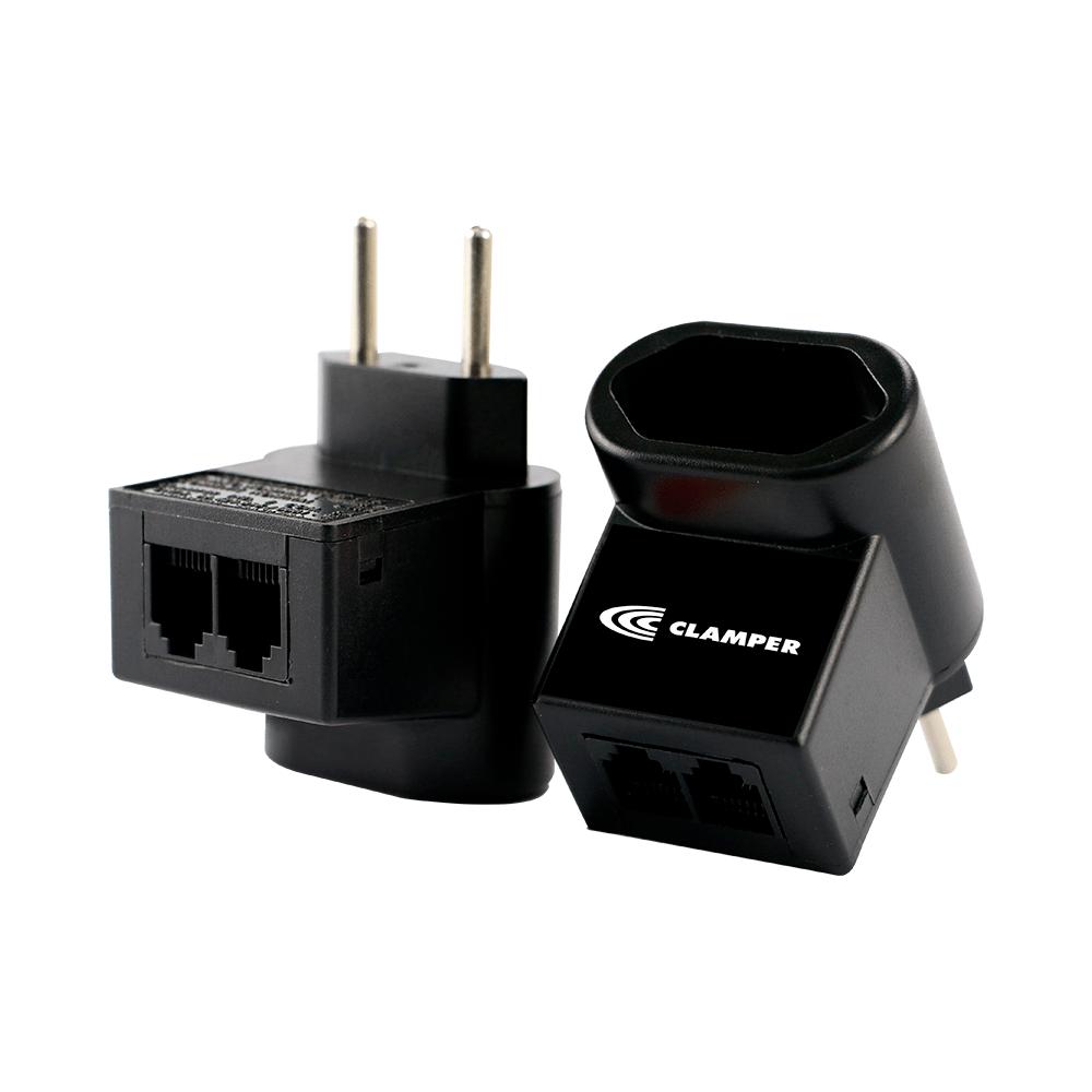 iCLAMPER Pocket 2P + Tel (Combo 2 Unidades)