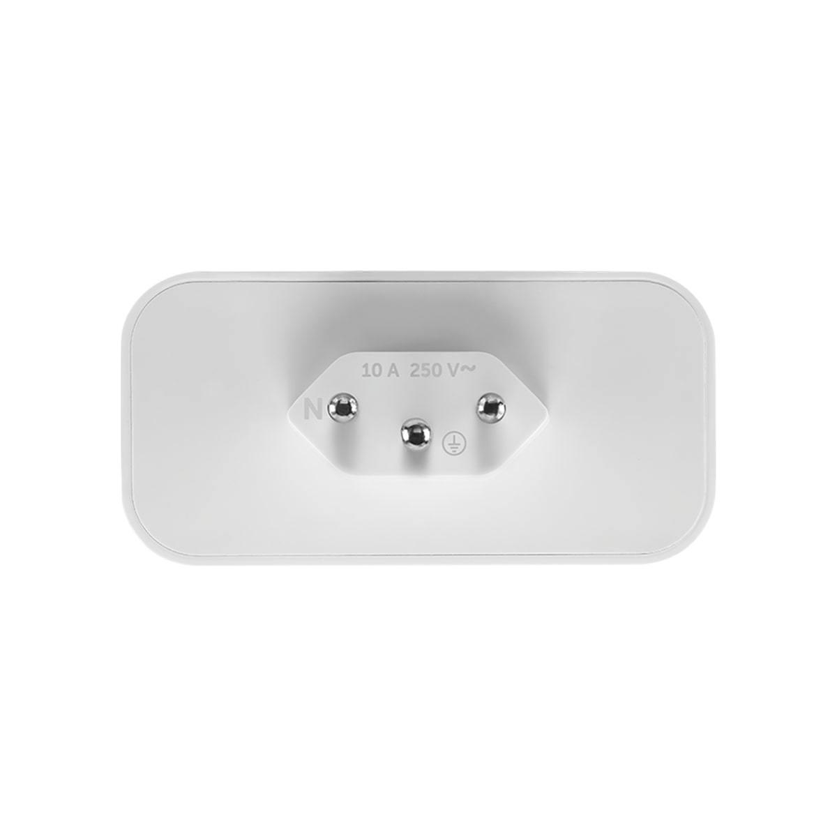 Interruptor Conector Inteligente Wi-Fi Intelbras EWS 301