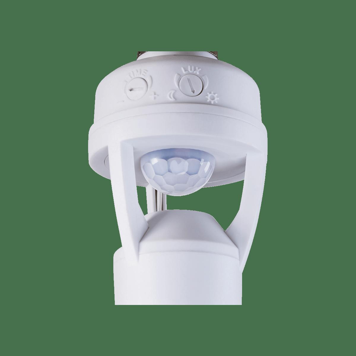 Interruptor Sensor de Presença Intelbras para iluminação com soquete ESP 360 S