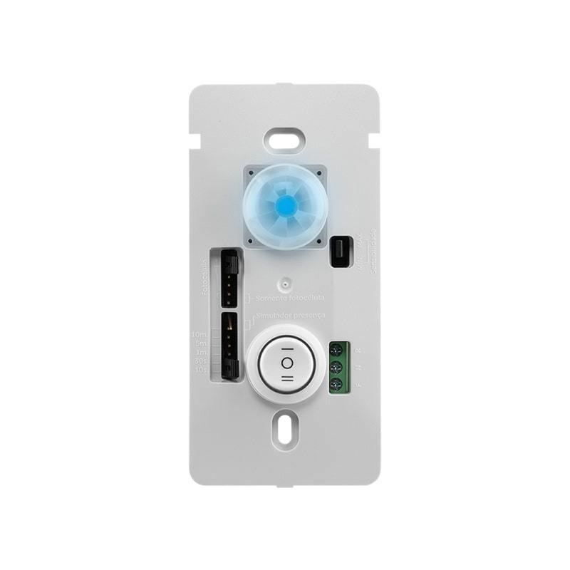 Interruptor Sensor de Presença para Iluminação Intelbras ESPI 180 E+