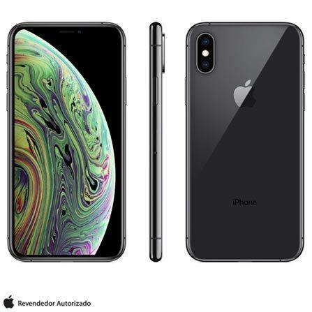 IPHONE X 256GB CINZA