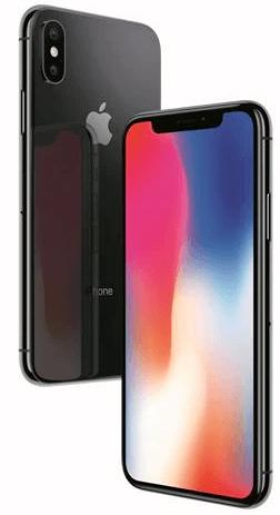 IPHONE X 64GB CINZA