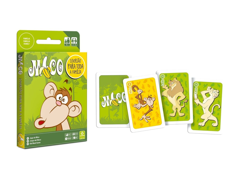 Jogo de cartas Mico - Copag