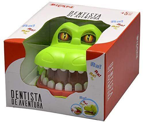 Jogo Dentista de Aventura Dican