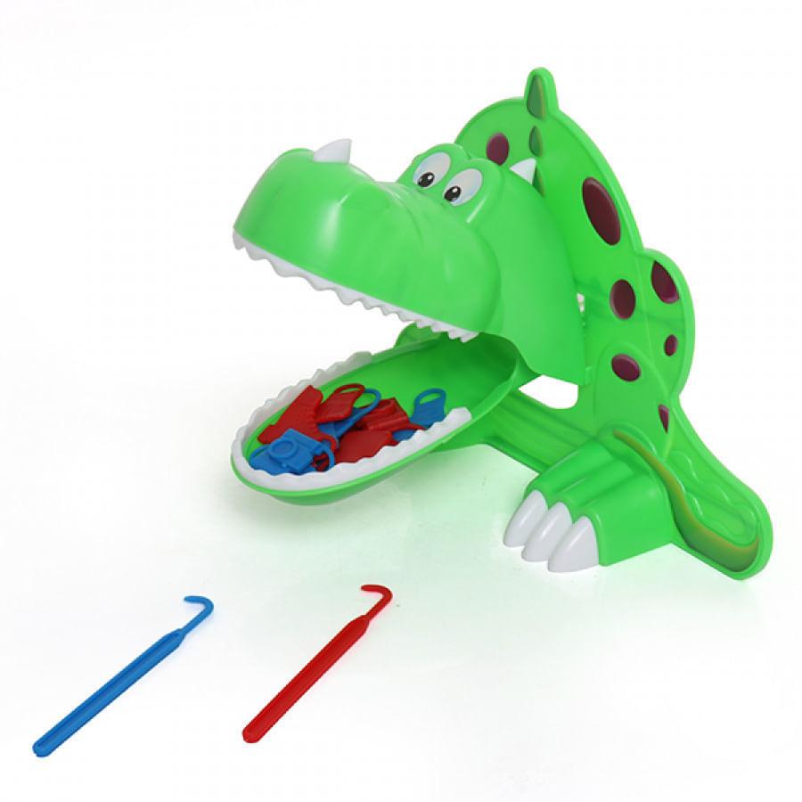 Jogo Dino Come Come Dican 5066 Colorido