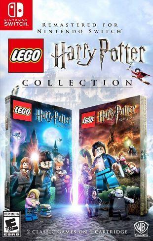 Jogo Nintendo Switch Lego Harry Potter Collection