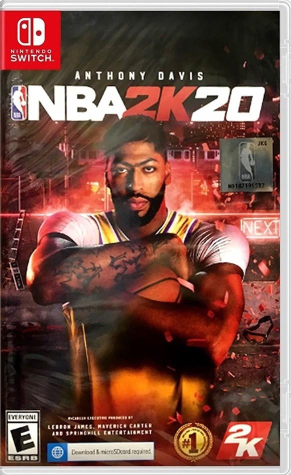Jogo Nintendo Switch NBA 2K20