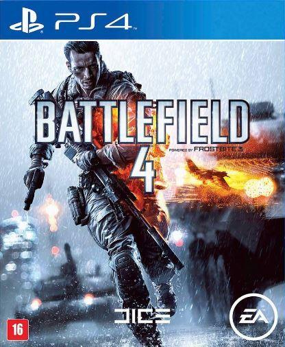 Jogo PS4 Battlefield 4
