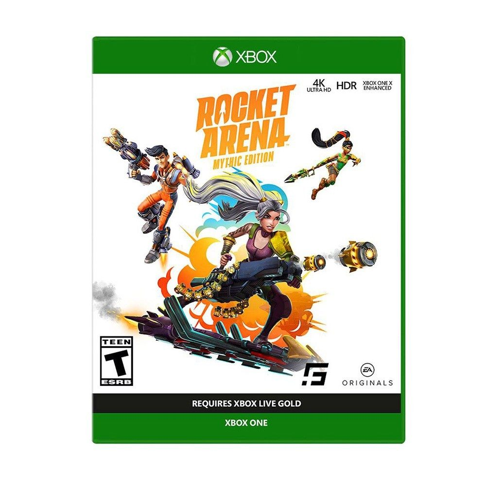 Jogo Rocket Arena Mythic Edition Online - Xbox One