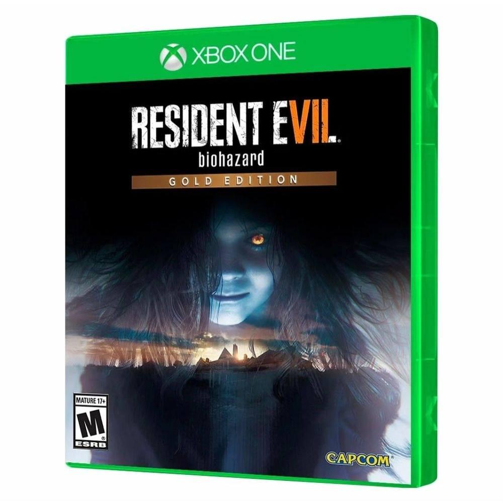 Jogo Xone Resident Evil 7 Gold Edit