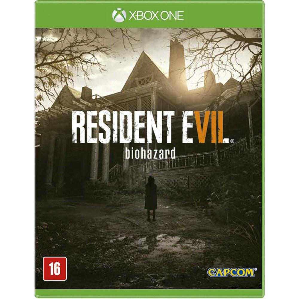 Jogo Xone One Resident Evil 7