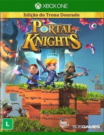 Jogo Xone Portal Knights - Edição do Trono Dourado