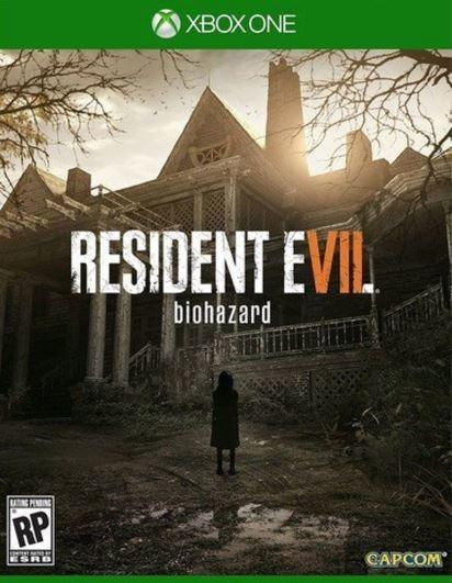 Jogo Xone Resident Evil 7 Biohazard