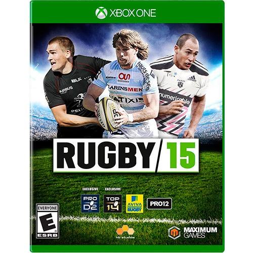 Jogo Xone Rugby 15