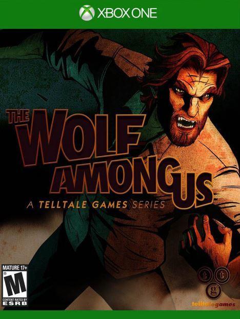 Jogo Xone Wolf Among Us