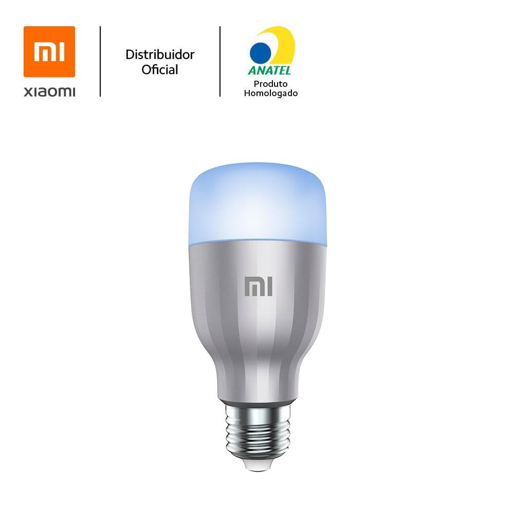 Kit com 2 lâmpadas Mi Led Smart Bulb XM