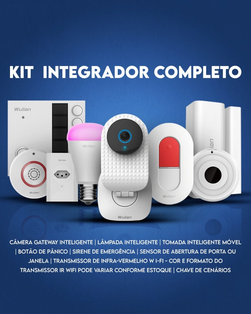 Kit Integrador Completo