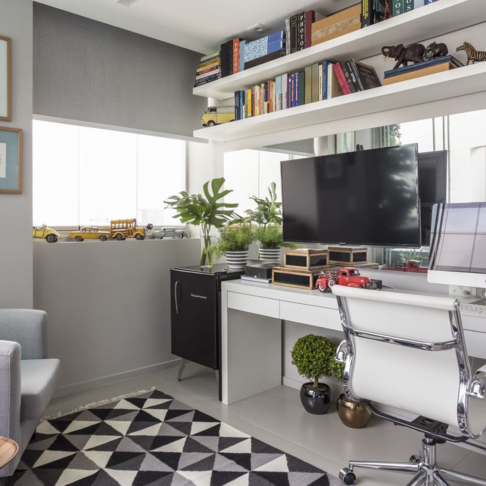 Kit  proteção Home Office