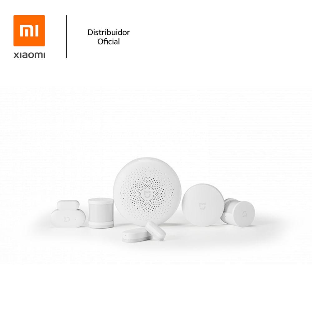 Kit Smart Home com sensores inteligentes Xiaomi