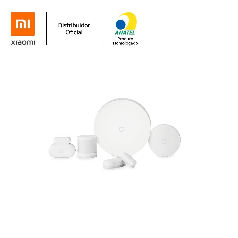 Kit Smart Home Xiaomi com Sensores Inteligentes 2, branco