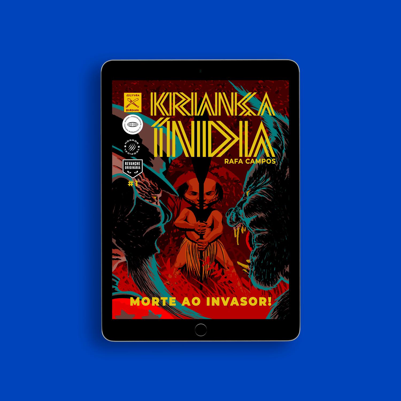 Kriança Índia #01
