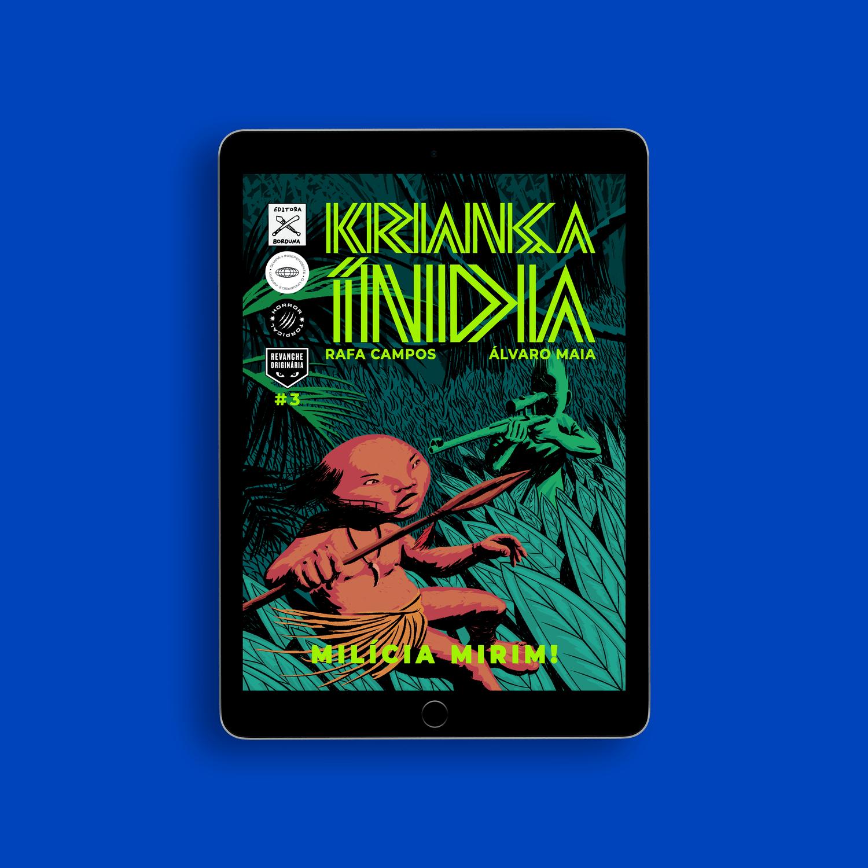 Kriança Índia #03