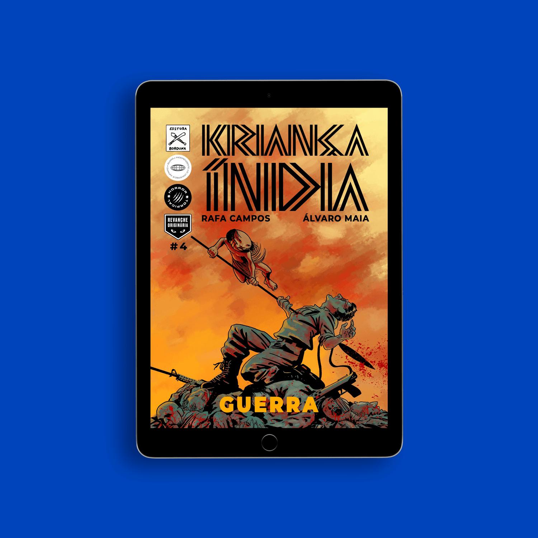Kriança Índia #04