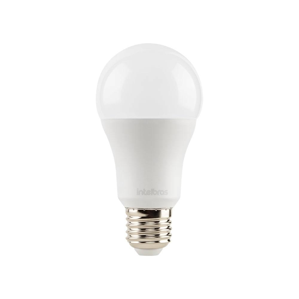 Lâmpada LED Wi-Fi Smart Intelbras EWS 409