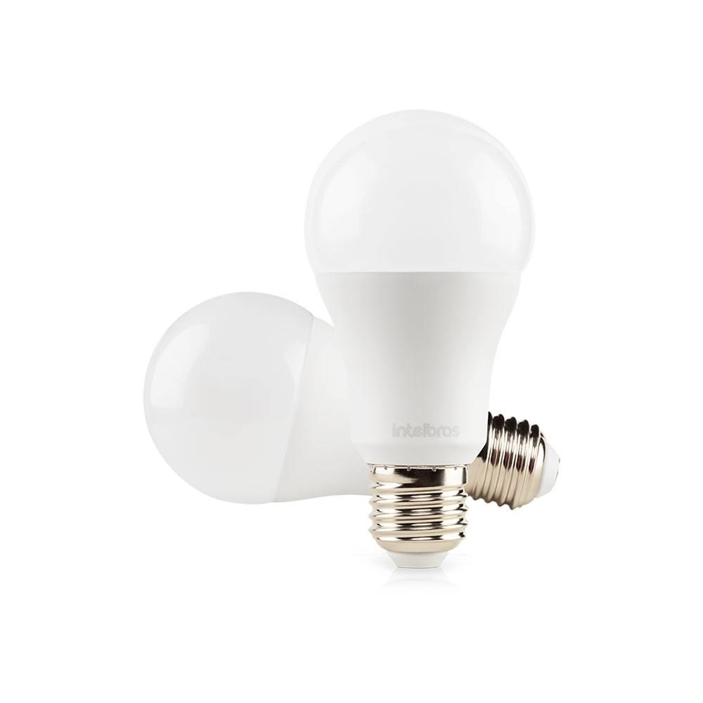 Lâmpada LED Wi-Fi Smart Intelbras EWS 410