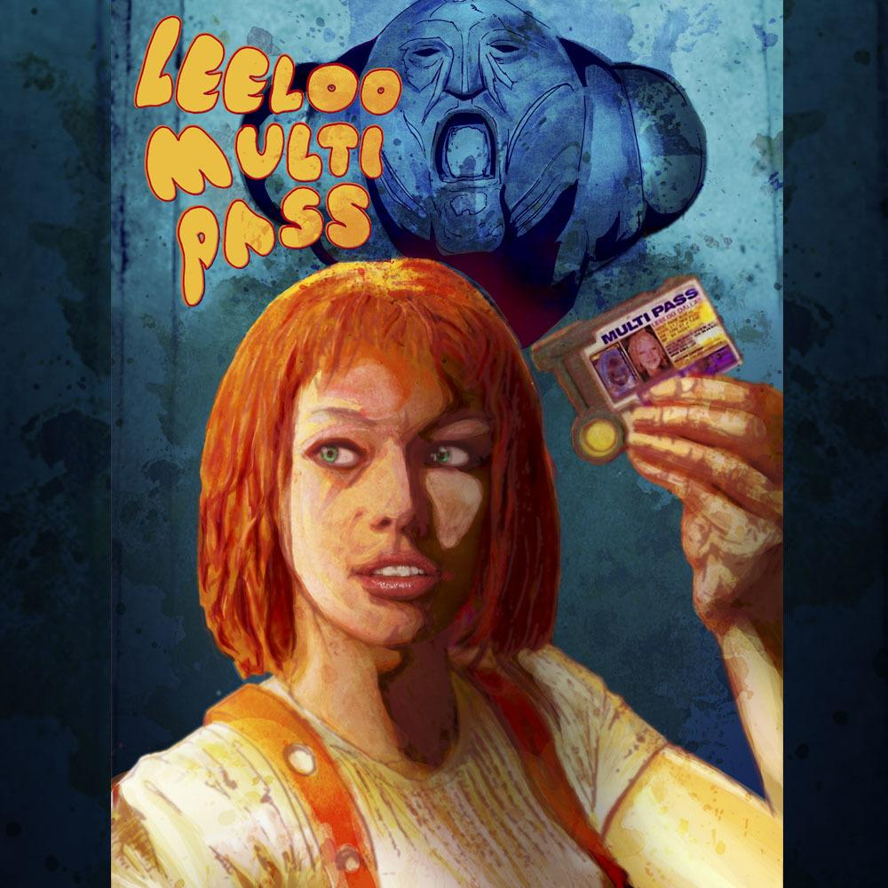 Leeloo Multi Pass