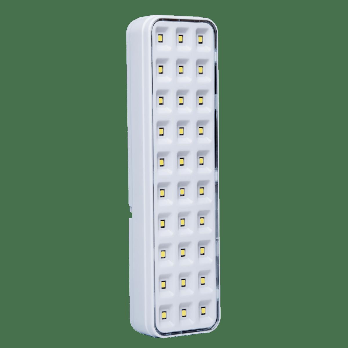 Luminária de Emergência Autônoma Intelbras LDE 30L