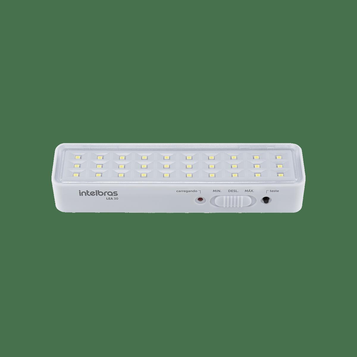 Luminária de Emergência Autônoma Intelbras LEA 30