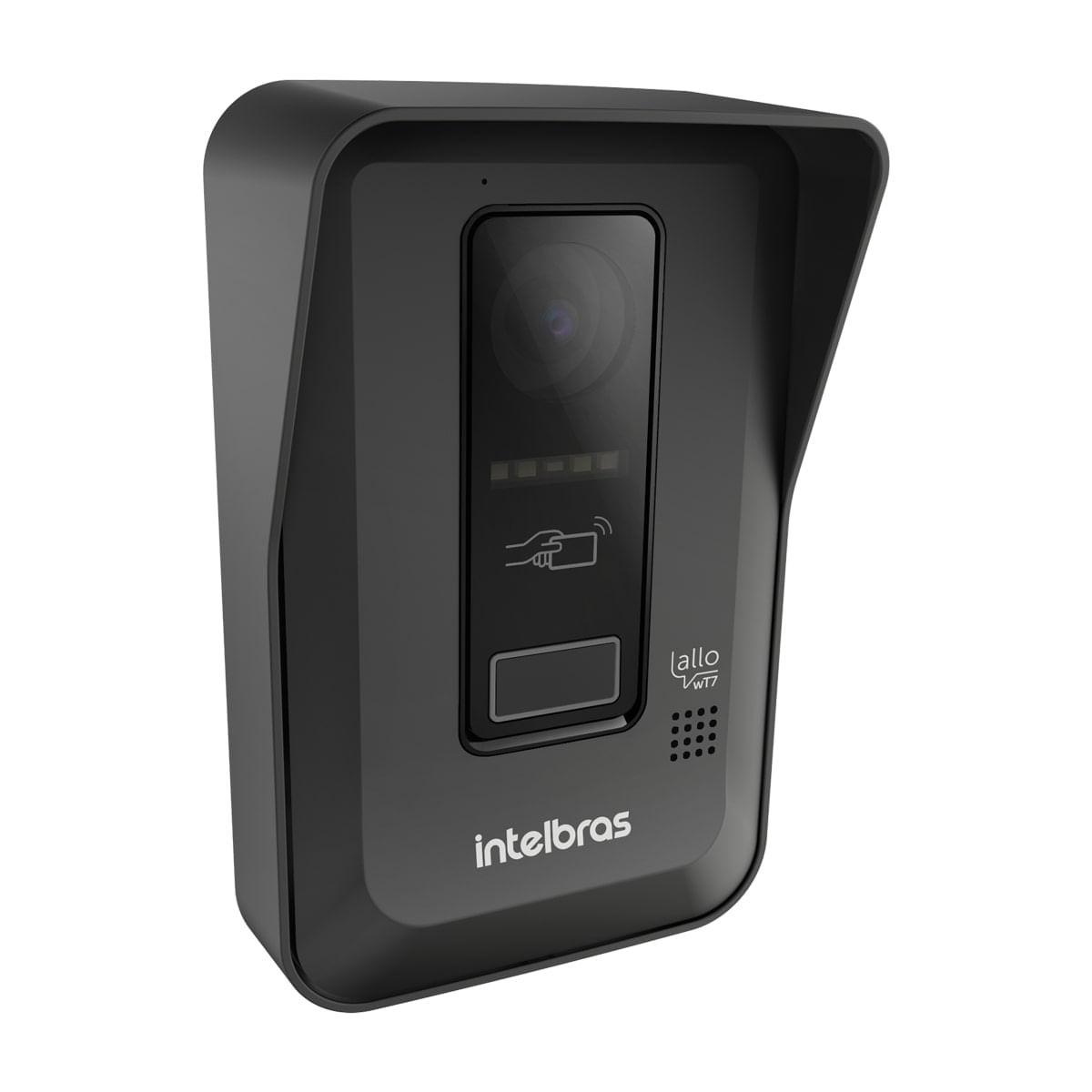 Módulo Externo Para Videoporteiro Intelbras wT7